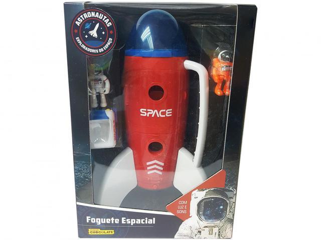 Imagem de Foguete de Brinquedo Astronautas