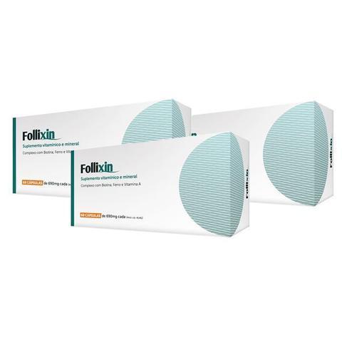 Imagem de Follixin - Promoção 3 Unidades