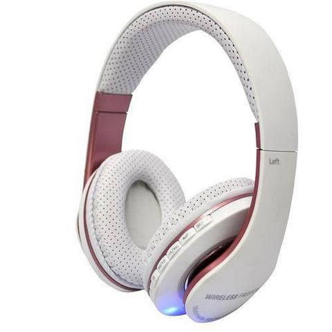 Fone de Ouvido Headphone Bluetooth Branco Eastgate Eg-211bt