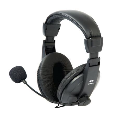 Imagem de Fone com Microfone Voicer Conforte Mi-2260Arc, C3Tech, Microfones e Fones de Ouvido