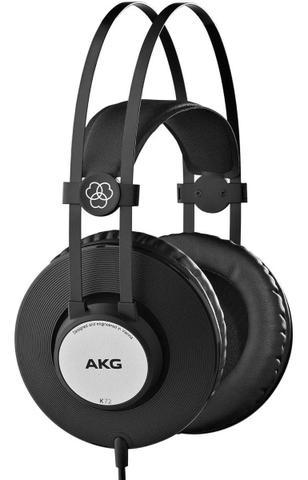 Fone de Ouvido Headphone Supra Akg K72