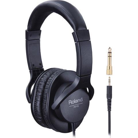 Fone de Ouvido Headphone Open Air Prata Roland Rha30