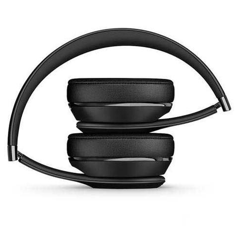 Imagem de Fone de Ouvido Apple Beats Solo3 Wireless Headphone Preto Fosco - MX432LL/A