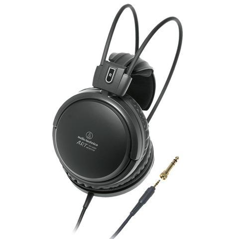 Fone de Ouvido Headphone Art Series Preto Audio Technica Ath-a500x
