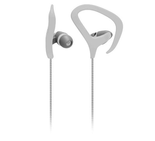 Fone de Ouvido Earphone Fitness Branco Multilaser Ph168