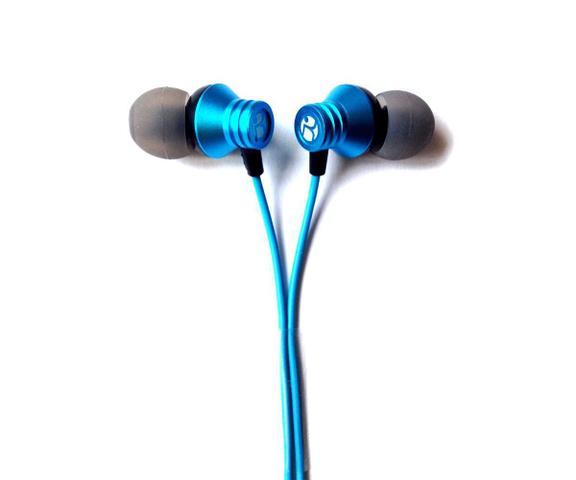 Fone de Ouvido Fone de Ouvido Azul Cokike M3