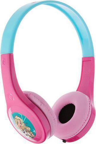 Fone de Ouvido Headphone Barbie Fun Multilaser