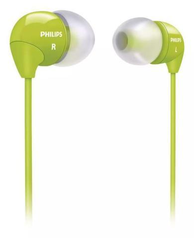 Fone de Ouvido Intra-auricular 2013 Rosa Philips She3590