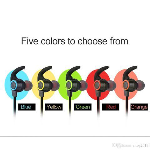 Fone de Ouvido Intra-auricular Bluetooth 4.1 Sport Life Company 810