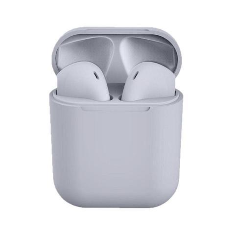 Imagem de Fone de ouvido bluetooth 5.0 intra auricular i12 tws touch