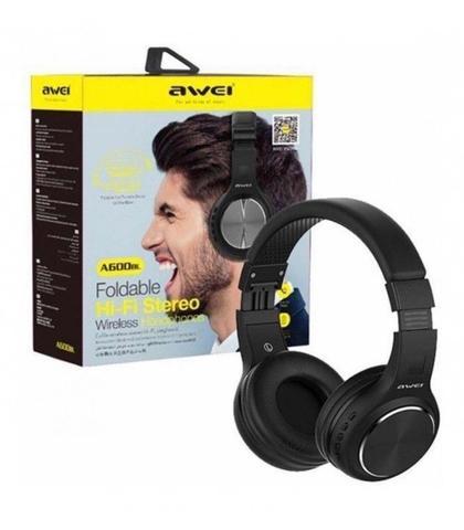 Fone de Ouvido Intra-auricular Preto Awei A600bl