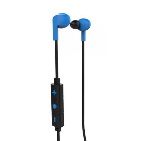Fone de Ouvido Intra-auricular Com Microfone Smartogo Azul Multilaser Ph261