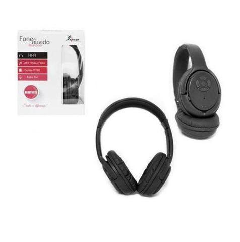 Fone de Ouvido Headphone Sem Fio 3.0 Knup Kp360