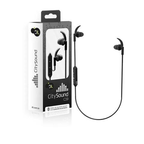 Fone de Ouvido Suporte Bluetooth Citysound Dl Cs9