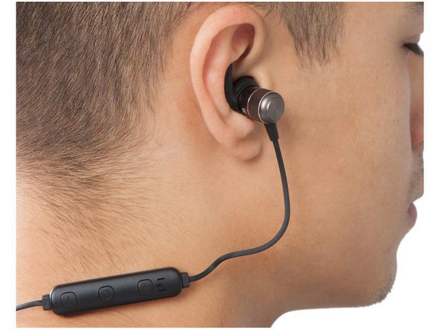 Imagem de Fone de Ouvido Bluetooth Geonav Intra Auricular