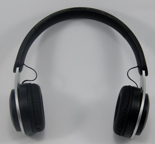 Imagem de Fone de Ouvido BLUETOOTH - Headphone EC-89 - Preto