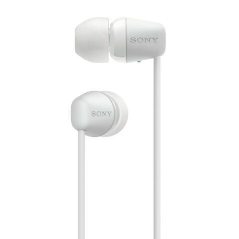 Imagem de Fone de ouvido bluetooth intra auricular wi c200 branco