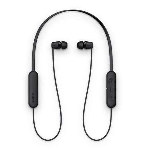 Imagem de Fone de Ouvido Bluetooth Intra Auricular WI-C200 Preto