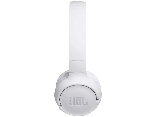 Imagem de Fone de Ouvido Bluetooth JBL com Microfone Branco