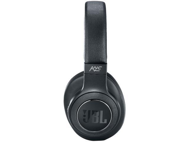 Imagem de Fone de Ouvido Bluetooth JBL com Microfone Preto