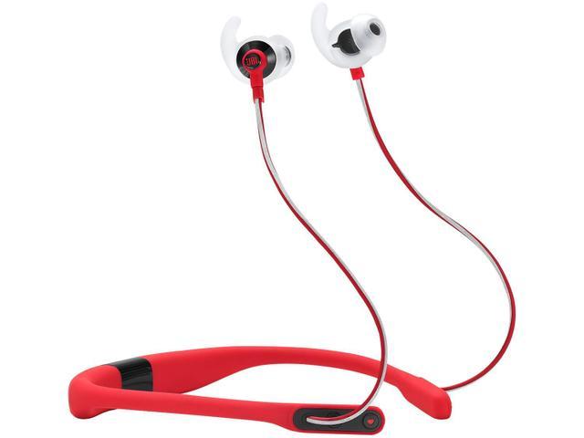 Fone de Ouvido Intra-auricular Bluetooth Reflect Fit Vermelho Jbl Jblreffitred