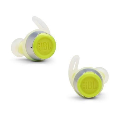 Imagem de Fone de Ouvido Bluetooth JBL Reflect Flow Esportivo Verde