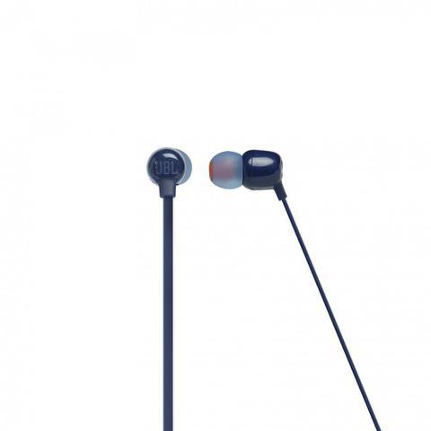 Imagem de Fone de Ouvido Bluetooth JBL Tune 115BT Com Microfone Azul