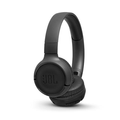 Imagem de Fone De Ouvido Bluetooth Jbl Tune T500BT Sem Fio Headphone Com Microfone e Viva Voz Cor Preto