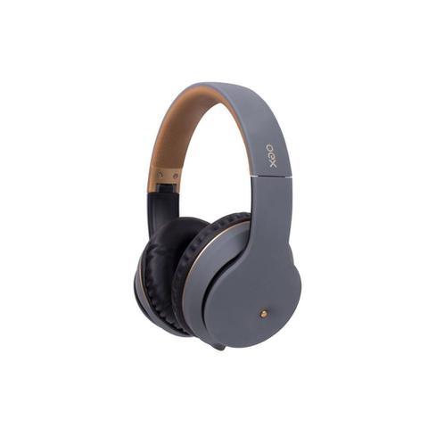 Fone de Ouvido Headphone Mediaphone Preto e Vermelho Fortrek Hs313