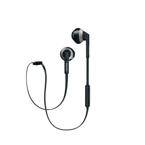 Fone de Ouvido Intra-auricular Myjam Vibes Preto Philips She3700bk