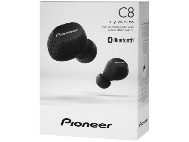 Imagem de Fone de Ouvido Bluetooth Pioneer SE-C8TW-B