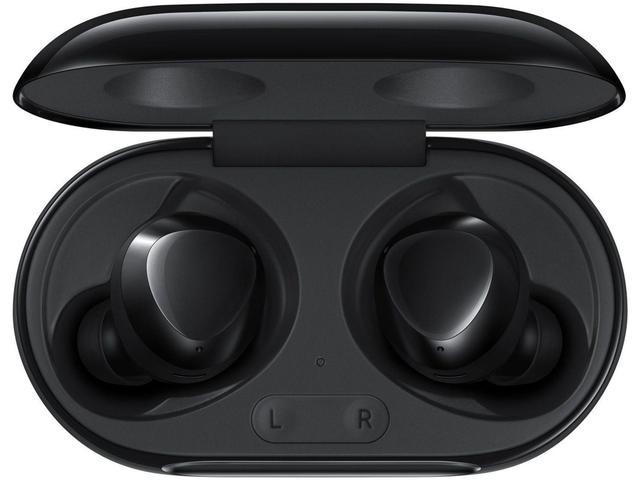 Imagem de Fone de Ouvido Bluetooth Samsung Galaxy Buds+ - Intra-auricular com Microfone Preto
