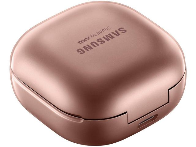 Imagem de Fone de Ouvido Bluetooth Samsung Galaxy Buds Live - True Wireless com Microfone
