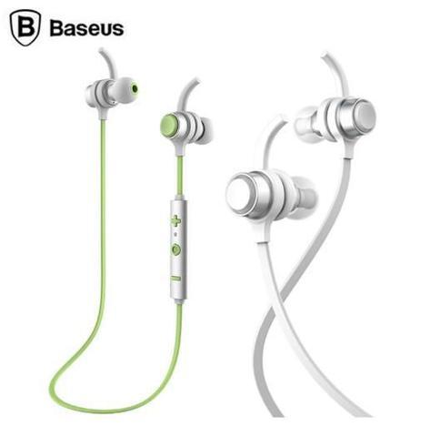 Fone de Ouvido Wireless Metal Headset Baseus B16