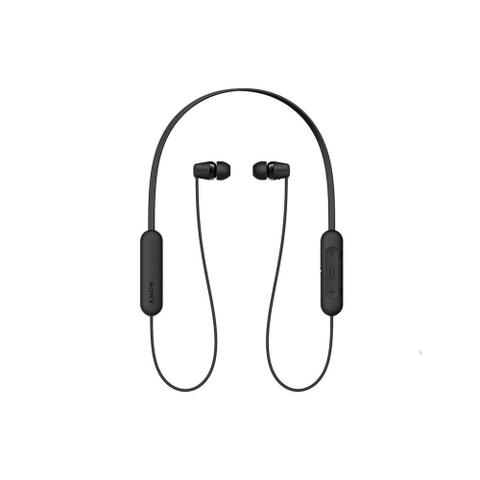 Imagem de Fone De Ouvido Bluetooth Sony Wi C200 Intra Auricular Preto