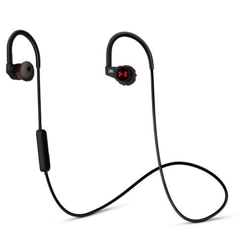 Fone de Ouvido Intra-auricular Bluetooth Under Armour Preto Jbl Uajbliebtblk