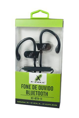 Fone de Ouvido Bluetooth X-cell Xc-bth11