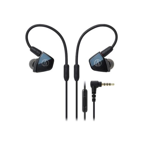 Fone de Ouvido Earphone Mic In-ear Audio Technica Ath-ls400is