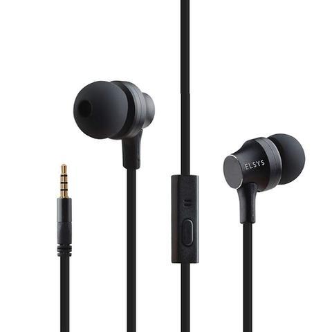Fone de Ouvido Intra-auricular Elsys Eaf1111-5