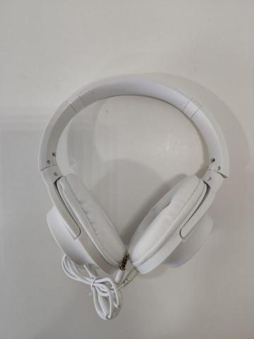 Imagem de Fone De Ouvido Com Microfone Headset Branco