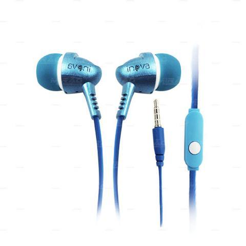Imagem de Fone de ouvido com microfone inova -fon-2100d/alta qualidade