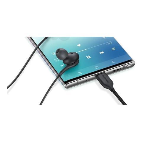 Imagem de Fone de Ouvido Estéreo AKG USB-C Original Samsung Preto