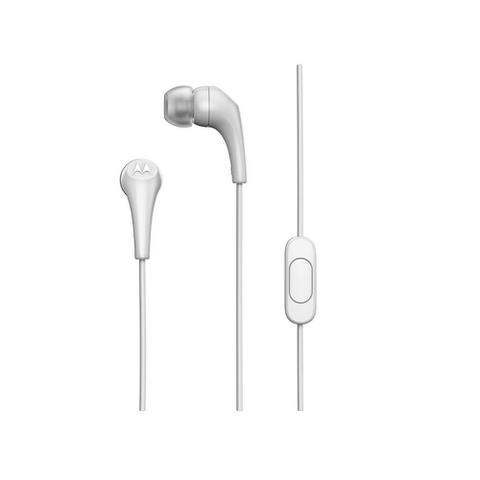 Fone de Ouvido Intra-auricular Earbuds 2 Branco Motorola Sh006wh