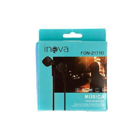 Fone de Ouvido Inova Fon-2171d