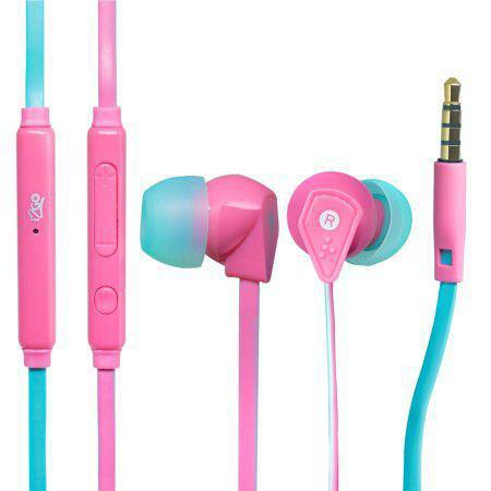 Fone de Ouvido Intra-auricular Flat Pro I2go I2gear487