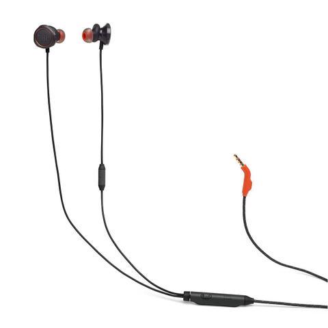 Imagem de Fone de Ouvido Gamer JBL Quantum 50 In-Ear Twistlock Preto