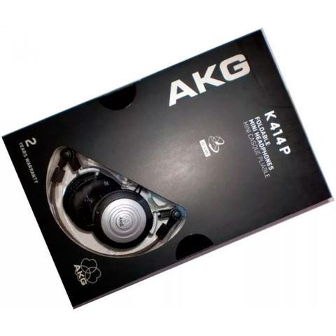 Imagem de Fone de Ouvido HeadPhone AKG Profissional K414P