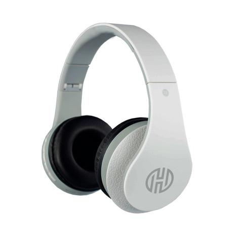 Fone de Ouvido Headphone Bluetooth Simply Life Branco Hoopson F-038b