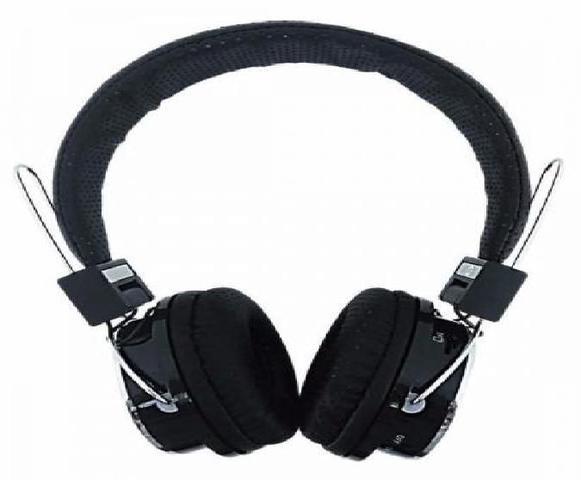 Imagem de Fone De Ouvido Headphone Sem Fio Bluetooth Micro Sd Radio Fm B-05