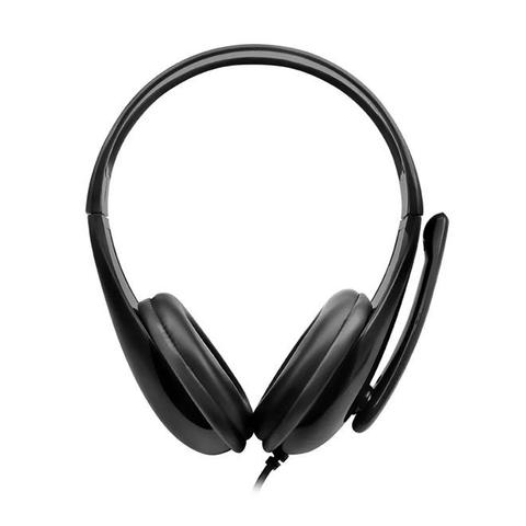 Imagem de Fone De Ouvido Headset Business Multilaser PH294 P2 Microfone Preto
